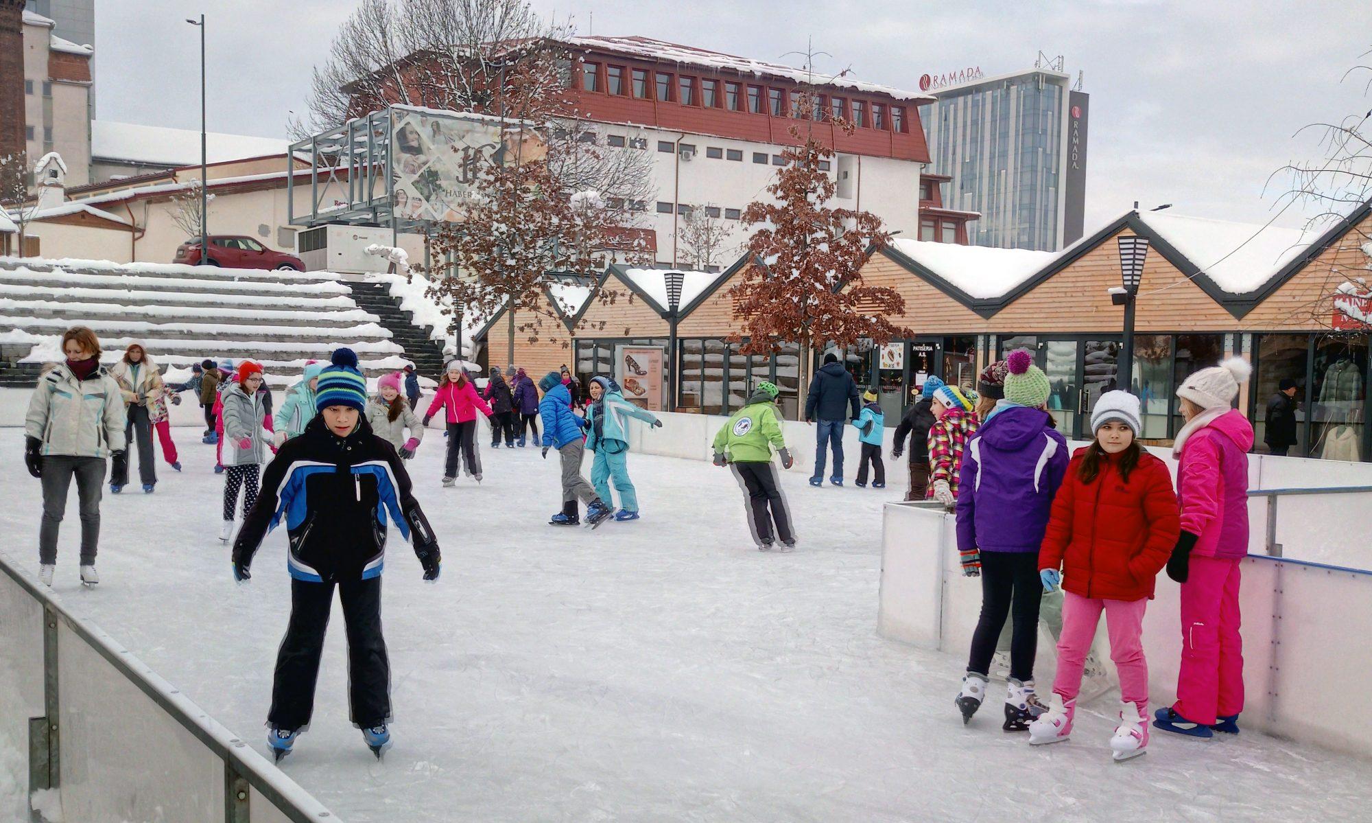 Patinoar Sibiu